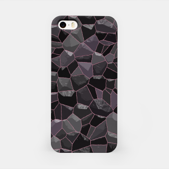 Anthracite iPhone Case Bild der Miniatur