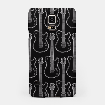 Thumbnail image of Guitar Hero B&W Samsung Case, Live Heroes