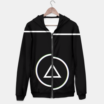 Miniatur This is a circle Hoodie, Live Heroes