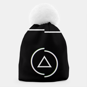 Miniatur This is a circle Beanie, Live Heroes