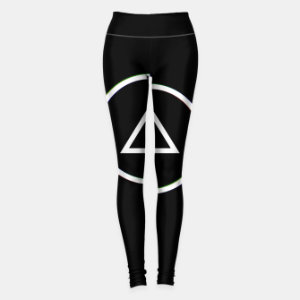 Miniatur This is a circle Leggings, Live Heroes