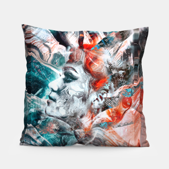 Thumbnail image of Hera - Queen of the gods Pillow, Live Heroes