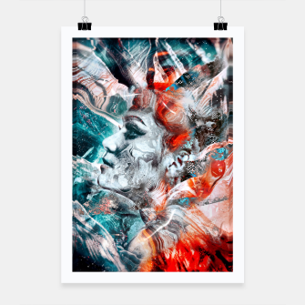 Thumbnail image of Hera - Queen of the gods Poster, Live Heroes