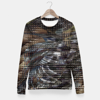 Szaft Fitted Waist Sweater Bild der Miniatur