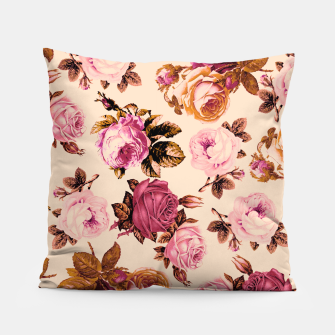 Miniaturka Vintage Roses Pillow, Live Heroes