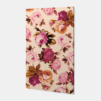 Thumbnail image of Vintage Roses Canvas, Live Heroes