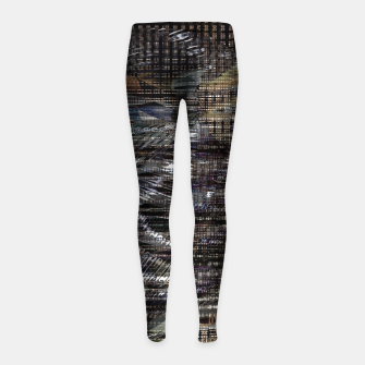 Szaft Girl's Leggings Bild der Miniatur