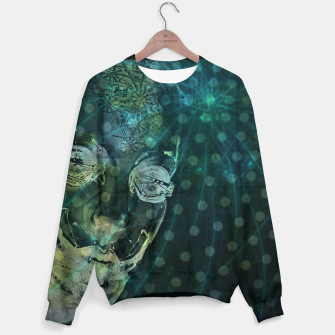 Thumbnail image of Sea of Information Sweater, Live Heroes