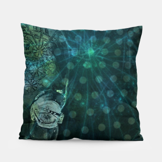 Miniatur Sea of Information Pillow, Live Heroes