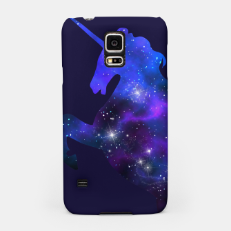 Thumbnail image of Galaxy Unicorn Samsung Case, Live Heroes