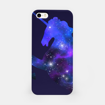 Galaxy Unicorn iPhone Case Bild der Miniatur