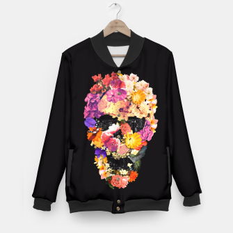 Thumbnail image of IN BLOOM Baseball Jacket, Live Heroes