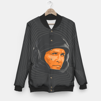 Thumbnail image of Interstellar Baseball Jacket, Live Heroes