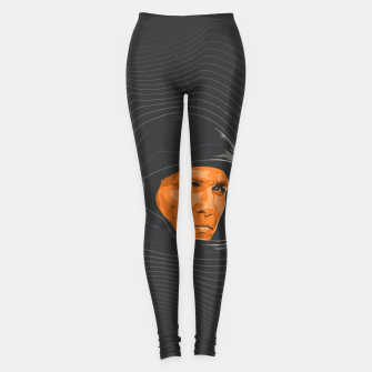 Thumbnail image of Interstellar Leggings, Live Heroes