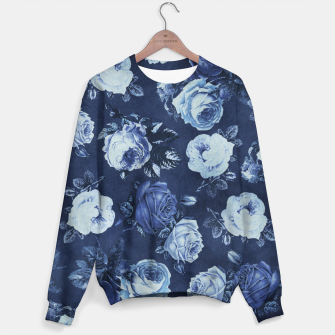 Thumbnail image of Midnight Floral Sweater, Live Heroes