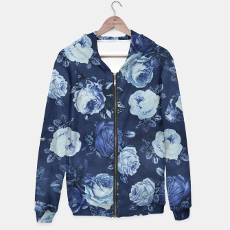 Thumbnail image of Midnight Floral Hoodie, Live Heroes