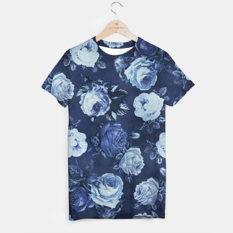 Thumbnail image of Midnight Floral T-shirt, Live Heroes