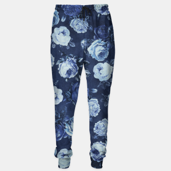 Thumbnail image of Midnight Floral Sweatpants, Live Heroes