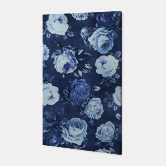 Thumbnail image of Midnight Floral Canvas, Live Heroes