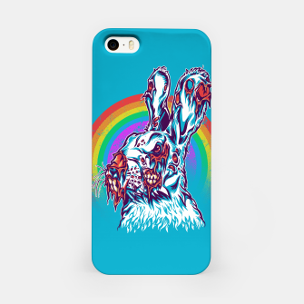 Miniaturka Zombie Rabbit iPhone Case, Live Heroes