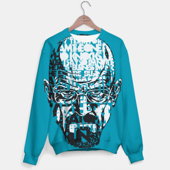 Miniatur Heisenberg Quotes Sweater, Live Heroes