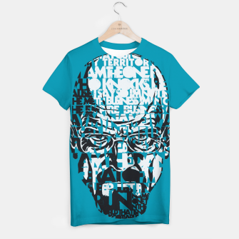 Thumbnail image of Heisenberg Quotes T-shirt, Live Heroes
