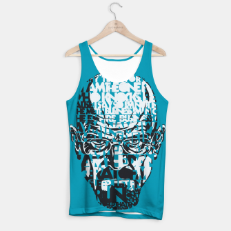 Miniatur Heisenberg Quotes Tank Top, Live Heroes