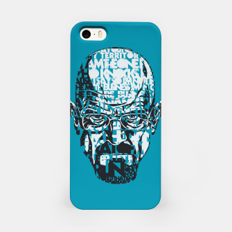Miniatur Heisenberg Quotes iPhone Case, Live Heroes