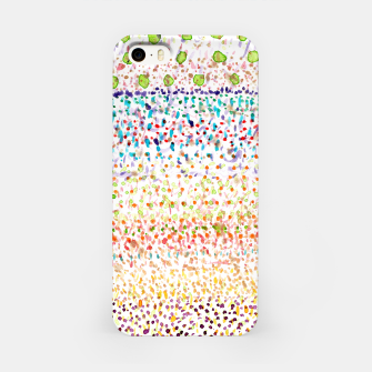 Miniaturka Striped Piled Dots Pattern  iPhone Case, Live Heroes