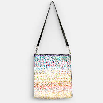 Imagen en miniatura de Striped Piled Dots Pattern  Handbag, Live Heroes