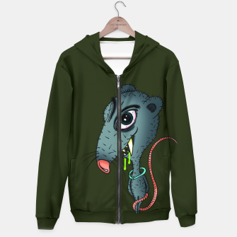 Thumbnail image of Chucha Hoodie, Live Heroes