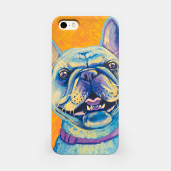 Miniaturka French Bulldog iPhone Case, Live Heroes