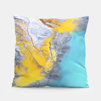 Miniatur Aerial Dreams Pillow, Live Heroes