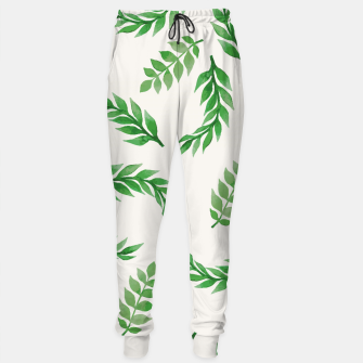Imagen en miniatura de Leaves on Isabelline Sweatpants, Live Heroes