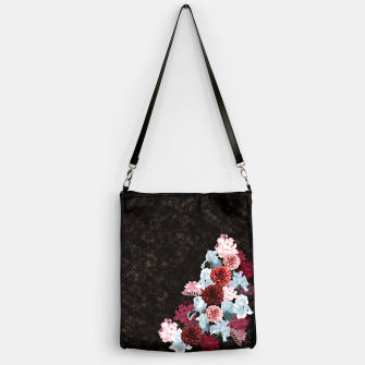 Imagen en miniatura de elegant flower gradation with Japanese traditional Kamon decoration like Kimono Handbag, Live Heroes
