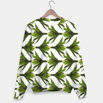 Summer Greenery Sweater Bild der Miniatur