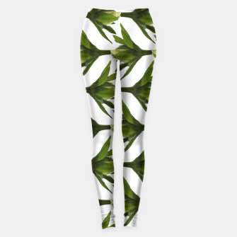 Summer Greenery Leggings Bild der Miniatur