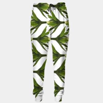 Summer Greenery Sweatpants Bild der Miniatur