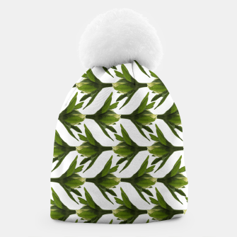 Thumbnail image of Summer Greenery Beanie, Live Heroes
