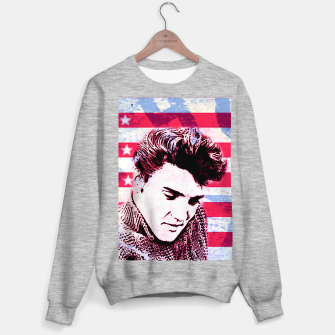 Elvis portrait nº1 Sweater regular Bild der Miniatur