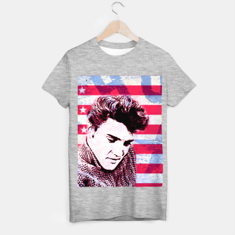 Elvis portrait nº1 T-shirt regular Bild der Miniatur