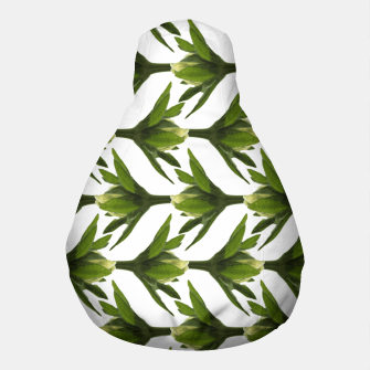 Miniatur Summer Greenery Pouf, Live Heroes