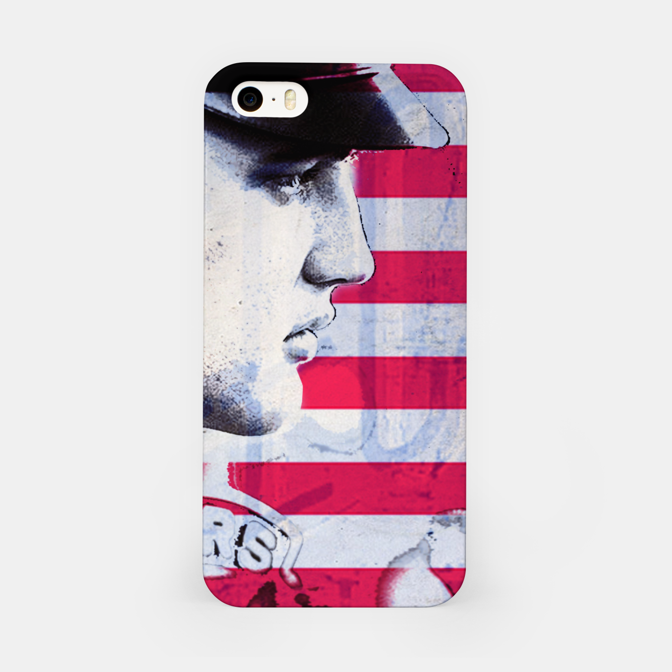 Foto Elvis portrait nº4 iPhone Case - Live Heroes