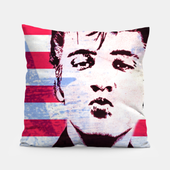 Elvis portrait nº5 Pillow Bild der Miniatur