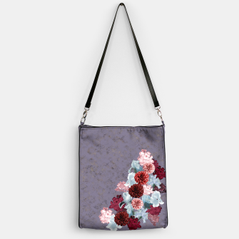 Imagen en miniatura de elegant flower gradation with Japanese Kamon decoration Handbag, Live Heroes