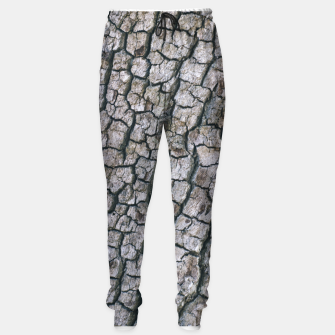 Miniaturka Rough Bark Texture Sweatpants, Live Heroes