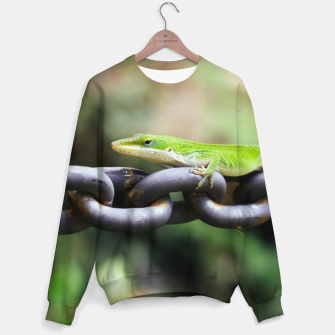 Imagen en miniatura de Anole on Chain Sweater, Live Heroes
