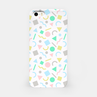 Miniaturka Retro Pattern (Pastel) iPhone Case, Live Heroes