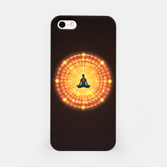Miniaturka Meditation Yoga Design iPhone Case, Live Heroes