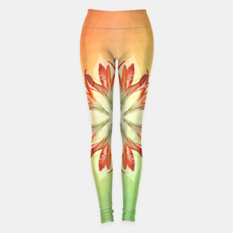 Thumbnail image of Lily Tranquility Leggings, Live Heroes